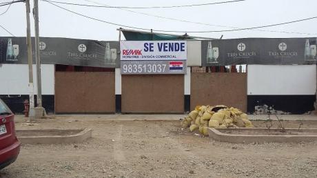 Id 56980 - Se Vende Extrategico Local Comercial En La Panamericana Sur - V. E.