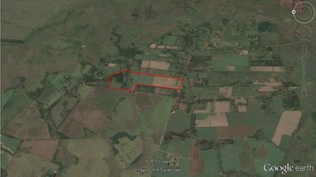 Villeta Zona Tacuati  18 Has, 1221 Mts 2
