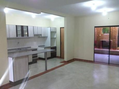 Amplio Y  Confortable  Duplex  A  Estrenar..