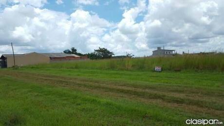 Vendo 2 Terrenos En El Km. 16 Cerca De La Universidad