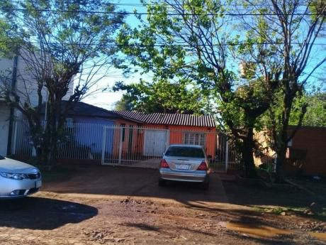 Vendo Terreno Km 13,800 Acaray Sobre Ruta Nro. 7