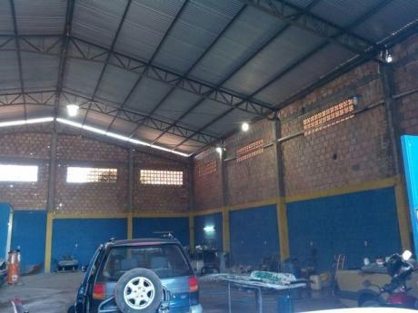 Alquilo Tinglado En El Km. 7 Barrio Ciudad Nueva