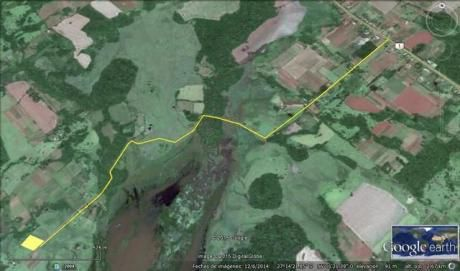 Vendo Terreno De 1 Ha. En Caraguata, Itapua
