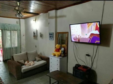 Alquilo Casa Por Temporada En Encarnación..