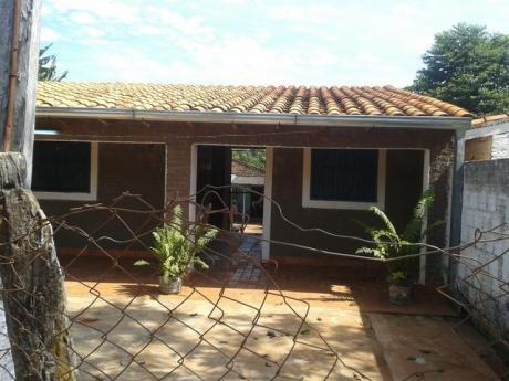 !!!regalado !! Vendo Terreno Con 2 Casas En Luque Zona Ycuadure!!!