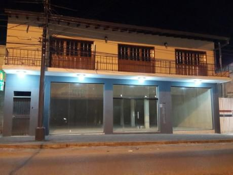 Segaza Alquila Local Para Oficinas (centro De San Lorenzo)