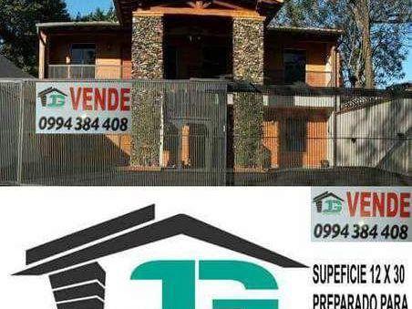 Vendo Duplex Preparado Para Departamento Planta Alta Y Baja
