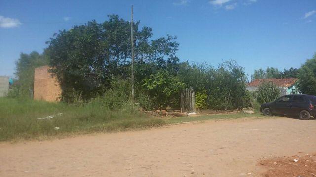 Vendo Terreno Con Una Casa En San Lorenzo, Calle Y.