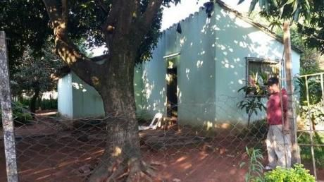 Alquilo Casa A 1 Cuadra De Ruta Principal En San Lorenzo