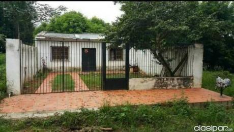 Alquiler De Casa En San Lorenzo A Una Cuadra De Ruta Pincipal Sinalco