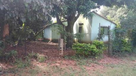 Alquilo Casa En San Lorenzo
