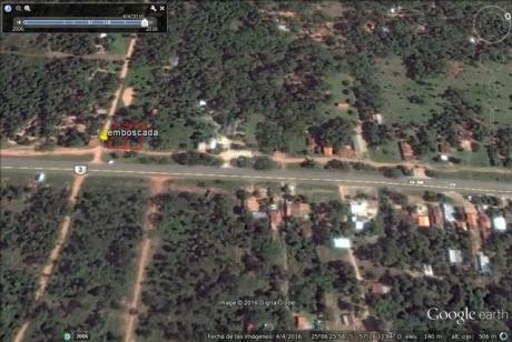 Terreno Sobre Ruta 3, Emboscada, Recibo Vehiculos, Propiedades