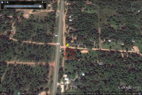 Terreno En Emboscada Sobre Ruta, Esquina 10 X 30 Km 43