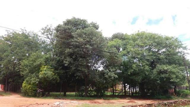 Vendoen Esquina  4 Terrenos Juntos, Zona Curva Romero