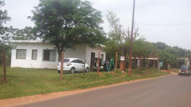 Vendo Terreno Con Casa En Capiata 5.600 M2