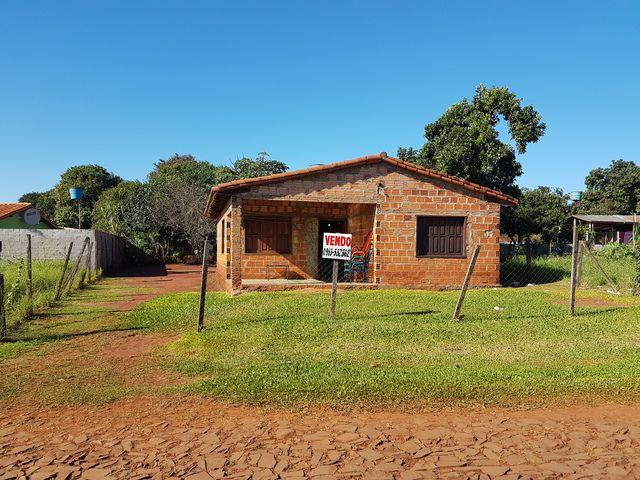 Vendo Una Casa En Km 5 Monday De Pdte Franco