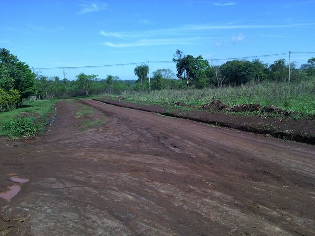 Terreno En Cambyreta - Itapua