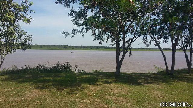 Vendo Lote Sobre Rio Paraguay