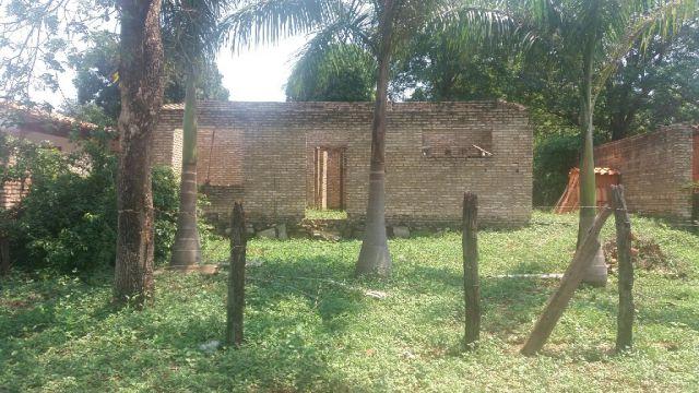Vendo Terreno Con Construcción