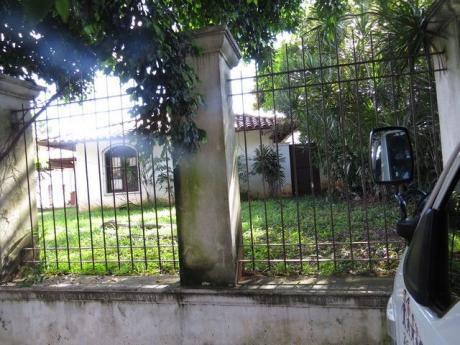 Oferta Residencia Sobre Mariscal Lopez 6.000mts De Calle A Calle Mariscal Lopez Y Don Bosco,-oferta