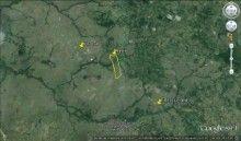 Acahay - La Colmena: Prox. Tramo Paraguari - Villarrica - Atpa P/ Cultivos Y Forrajes En Abundancia - 268 Has.