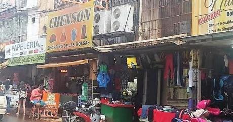 Alquilo Salon Comercial Edificio En El Centro De Ciudad Del Este