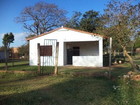 Vendo Casa En Zona Villa Policial Mora Cue Luque