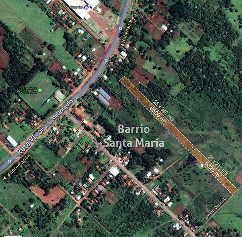 2 Fracciones Junto Al Barrio Santa María, En Trinidad