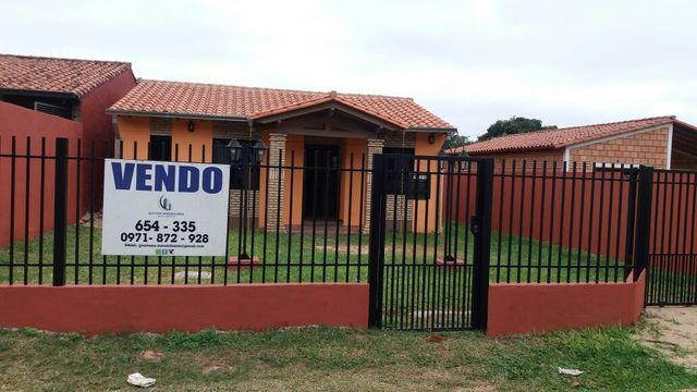 Vendo Hermosa Casa A Estrenar En Laurelty Luque A 100 Metros De La Ruta Luque San Lorenzo.