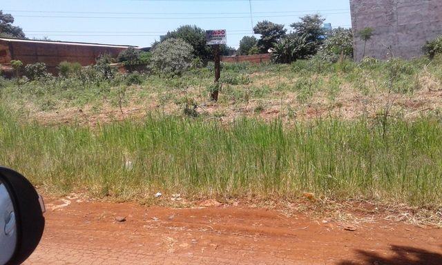 Vendo Terreno En Km 8 Acaray