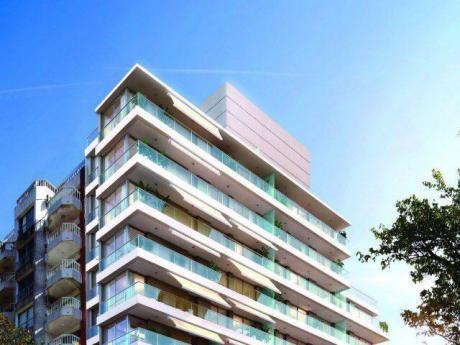 Hermoso Apartamento De 1 Dormitorio Con Balcón Y Terraza En Pocitos