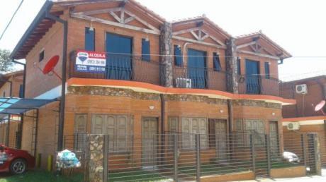 Duplex En Condominio En El Centro De Itagua