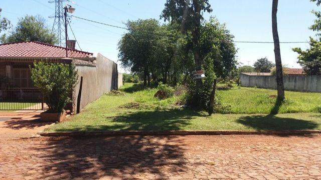 Vendo Terreno Titulado A 300 Metros De La Entrada De Itaipu