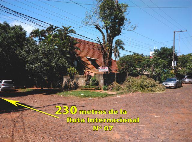 Vendo Dos Inmuebles Juntos De 1260 M2 Para Deposito Y Empresa Ubicado En El Km 4.2 A 230 M De La Ri Nro 07