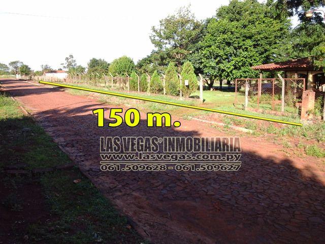 TERRENO: Inmueble De 1 Ha. 4700 M2 En Minga Guazú en Ciudad del Este