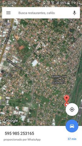 TERRENO: Terreno En M.r. Alonso en Mariano Roque Alonso