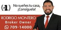 Rodrigo Montero Bienes Raices