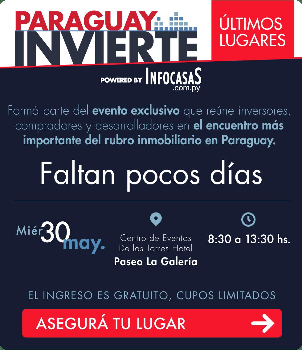 Paraguay Invierte