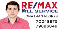 Jonathan Flores Remax All Service