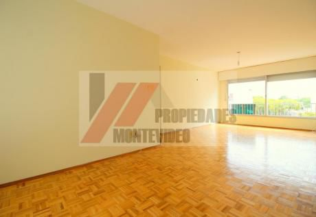 Apartamento Alquiler 2 Dormitorios Con Opción A 3: Malvin