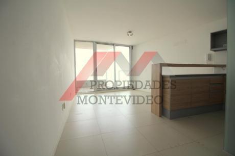 Apartamento En Alquiler 1 Dormitorio - Malvin