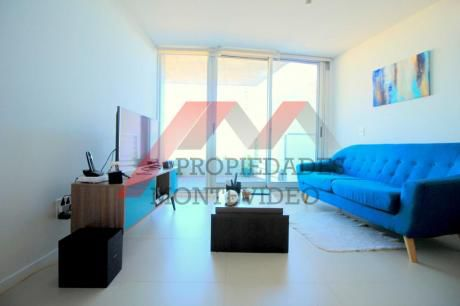Apartamento En Venta 1 Dormitorio- Malvin
