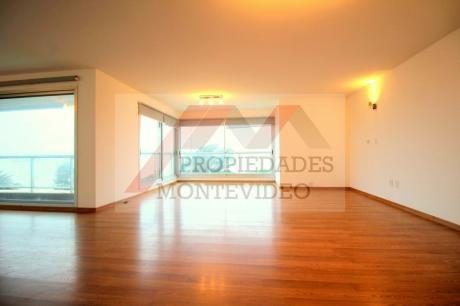 Apartamento En Alquiler O Venta 3 Dormitorios, 1 En Suite - Rambla Malvin