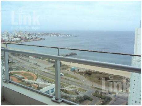 Piso Muy Alto Con Vista Increible! Balcon Con Hidromasaje Con Vista De 180*!!!