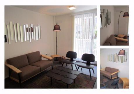 Se Vende Con Renta, Apartamento 2 Dorm. Con Patio En Villa Biarritz