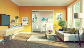 Colores antiestrés para tu hogar