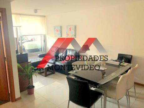 Apartamento En Alquiler 1 Dormitorio Amoblado - Malvin