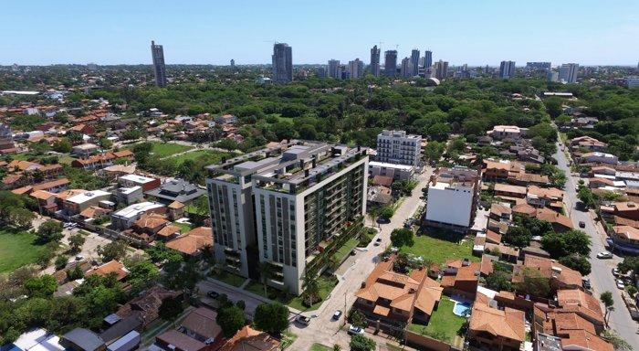 """Edificio Altamira: """"ofrecemos calidad de vida a un precio muy competitivo"""""""
