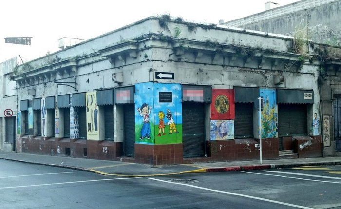 La casa de José Artigas se vende en Ciudad Vieja