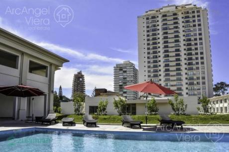 Departamento En Alquiler En Punta Del Este , 1 Dormitorio, Place La Fayette, Zona Shopping